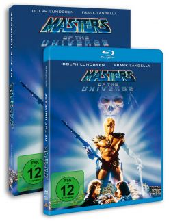 Cover - Masters of the Universe