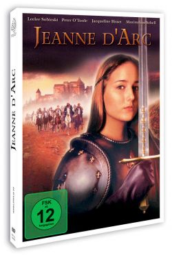 Cover - Jeanne d'Arc