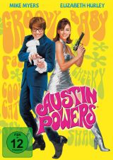 Cover - Austin Powers